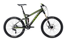Feltbikes Compulsion LT40 vtt suspendu gris